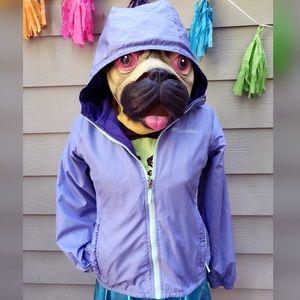 Great,COLUMBIA, lavender jacket!!